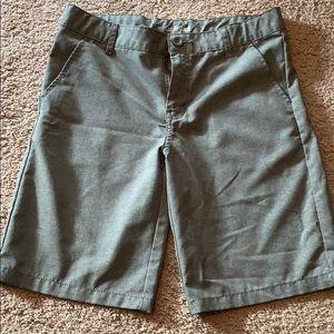 Cat & Jack Boys Gray Shorts, Size 14